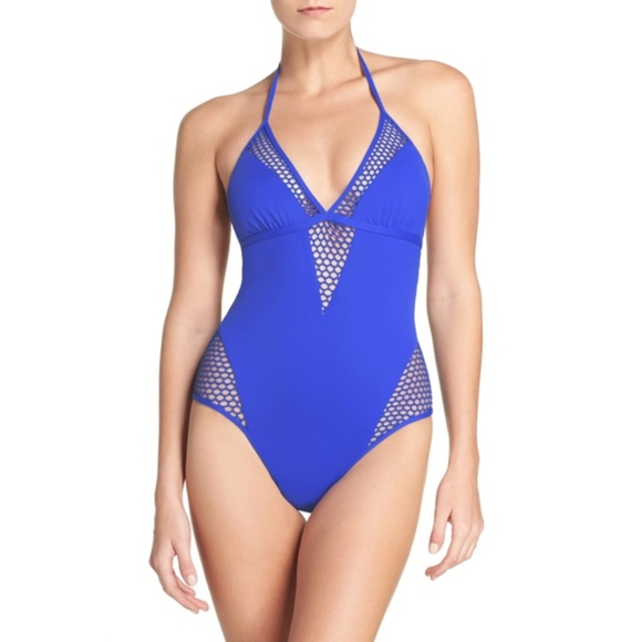 06f854ee521 La Blanca Swim | All Meshed Up Onepiece Suit | Poshmark
